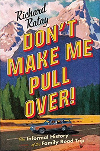 Richard Ratay – Don't Make Me Pull Over! Audiobook