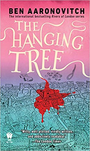 Ben Aaronovitch – The Hanging Tree Audiobook