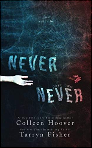 Colleen Hoover – Never Never Audiobook