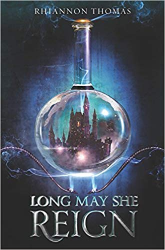 Rhiannon Thomas – Long May She Reign Audiobook