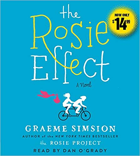 Graeme Simsion – The Rosie Effect Audiobook