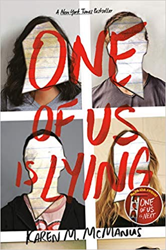 Karen M. McManus – One of Us Is Lying Audiobook