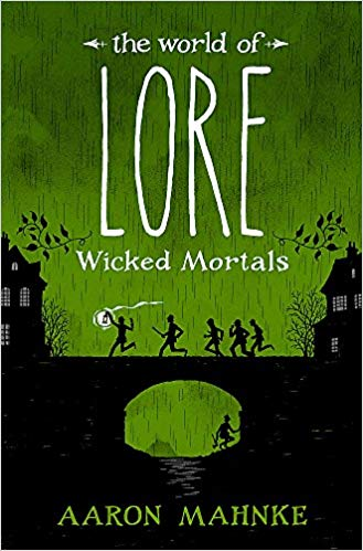 Aaron Mahnke – The World of Lore Audiobook (Wicked Mortals)