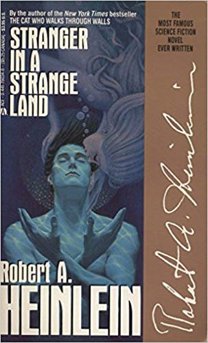 Robert A. Heinlein - Stranger in a Strange Land Audio Book Free