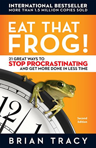 Brian Tracy – Eat That Frog! Audiobook