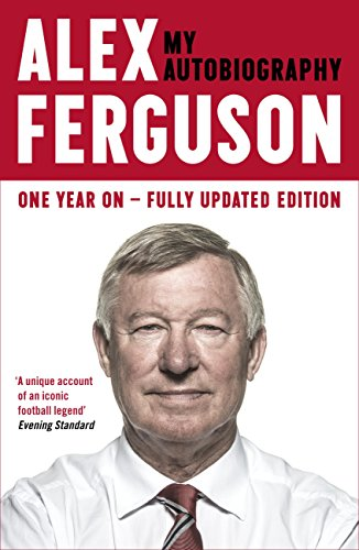 Alex Ferguson – My Autobiography Audiobook