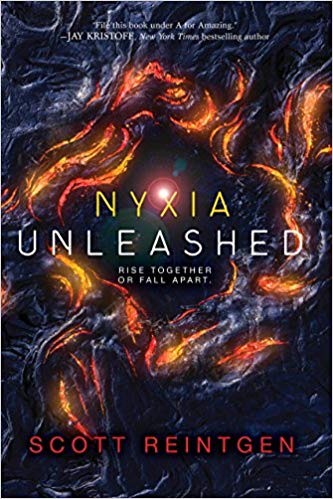Scott Reintgen – Nyxia Unleashed Audiobook