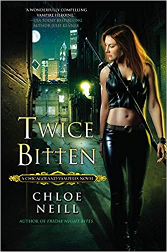 Chloe Neill – Twice Bitten Audiobook