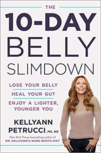 Petrucci MS ND, Dr. Kellyann – The 10-Day Belly Slimdown Audiobook