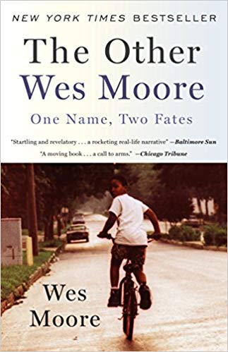 Wes Moore – The Other Wes Moore Audiobook