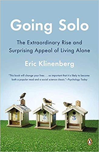 Eric Klinenberg – Going Solo Audiobook