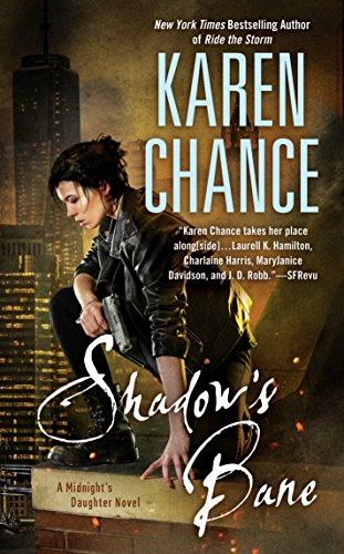 Karen Chance - Shadow's Bane Audio Book Free