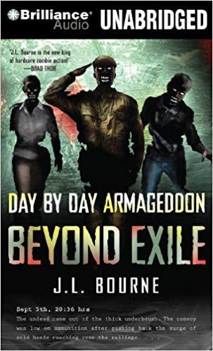 J. L. Bourne – Beyond Exile Audiobook