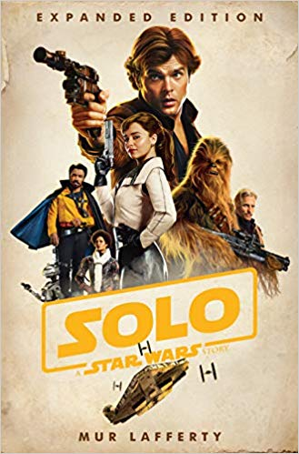 Mur Lafferty – Solo Audiobook (A Star Wars Story)