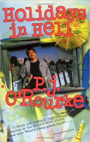 P. J. O'Rourke – Holidays in Hell Audiobook