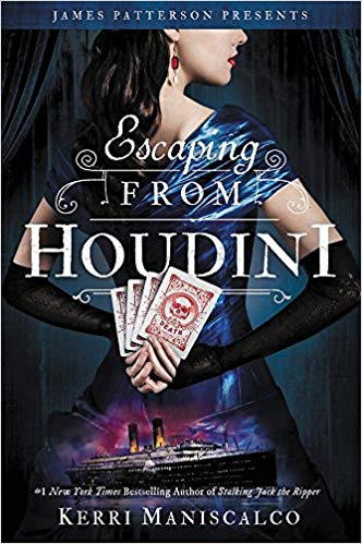 Kerri Maniscalco – Escaping From Houdini Audiobook