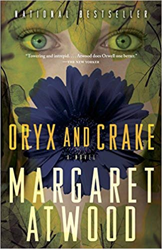 Margaret Atwood - Oryx and Crake Audio Book Free