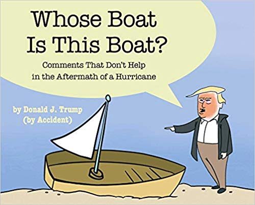 The Staff of The Late Show with Stephen Colbert – Whose Boat Is This Boat? Audiobook