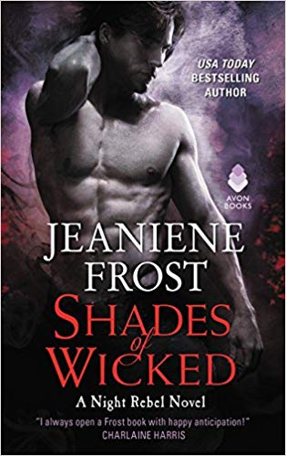 Jeaniene Frost – Shades of Wicked Audiobook