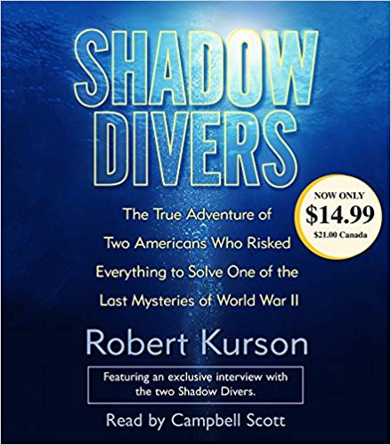 Robert Kurson – Shadow Divers Audiobook