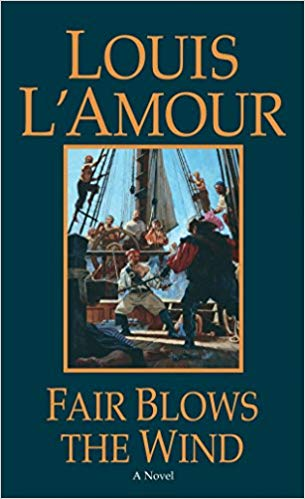 Louis L'Amour – Fair Blows the Wind Audiobook