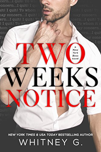 Whitney G. – Two Weeks Notice Audiobook