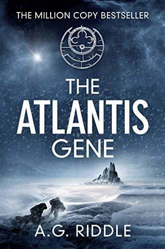 A.G. Riddle – The Atlantis Gene Audiobook