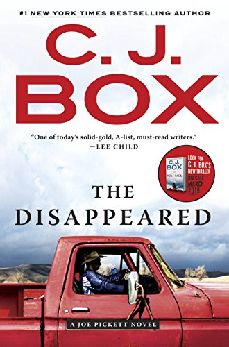 C. J. Box – The Disappeared Audiobook