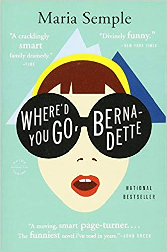 Maria Semple – Where'd You Go, Bernadette Audiobook