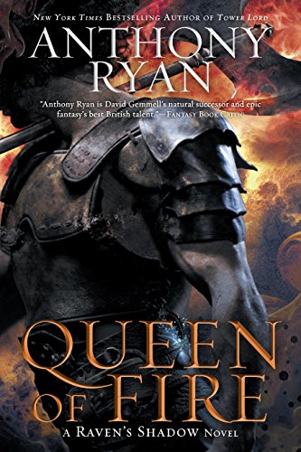 Anthony Ryan – Queen of Fire Audiobook