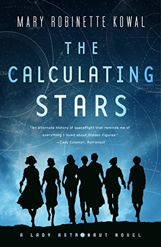 Mary Robinette Kowal – The Calculating Stars Audiobook