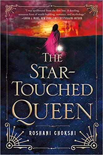 Roshani Chokshi – The Star-Touched Queen Audiobook