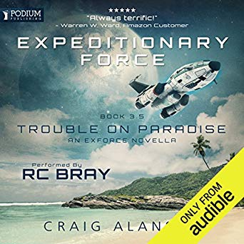 Craig Alanson – Trouble on Paradise Audiobook