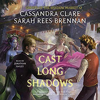 Cassandra Clare – Cast Long Shadows Audiobook