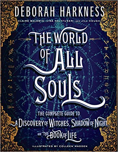 Deborah Harkness – The World of All Souls Audiobook