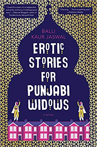 Balli Kaur Jaswal – Erotic Stories for Punjabi Widows Audiobook