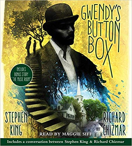 Stephen King – Gwendy's Button Box Audiobook