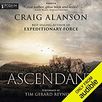 Craig Alanson – Ascendant Audiobook (Book 1)