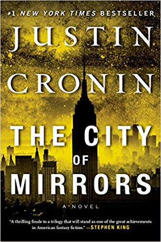 Justin Cronin – The City of Mirrors Audiobook
