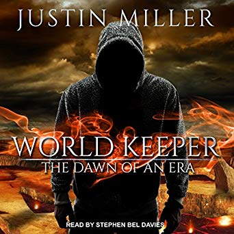Justin Miller – World Keeper Audiobook