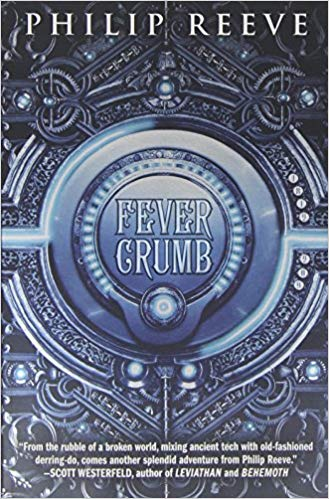 Philip Reeve – Fever Crumb Audiobook