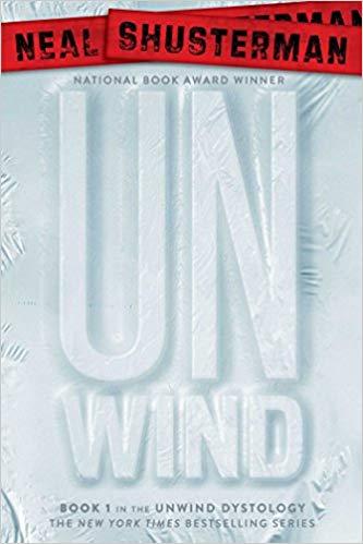 Neal Shusterman – Unwind Audiobook