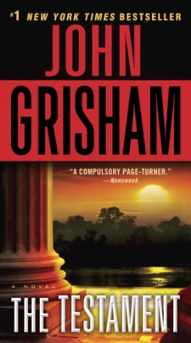 John Grisham – The Testament Audiobook