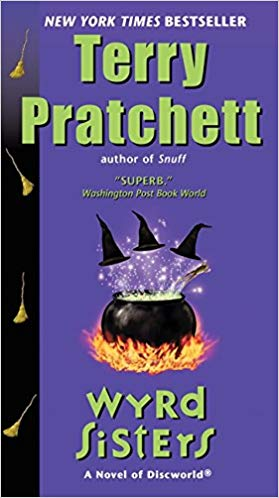 Terry Pratchett – Wyrd Sisters Audiobook