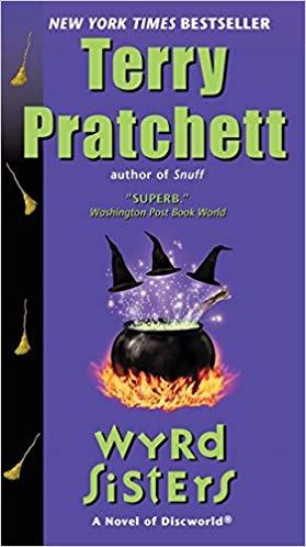 Terry Pratchett - Wyrd Sisters Audio Book Free