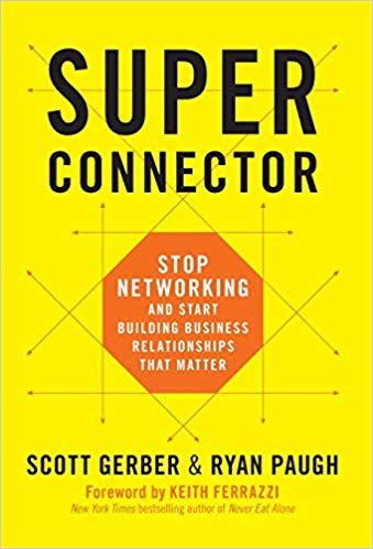 Scott Gerber – Superconnector Audiobook
