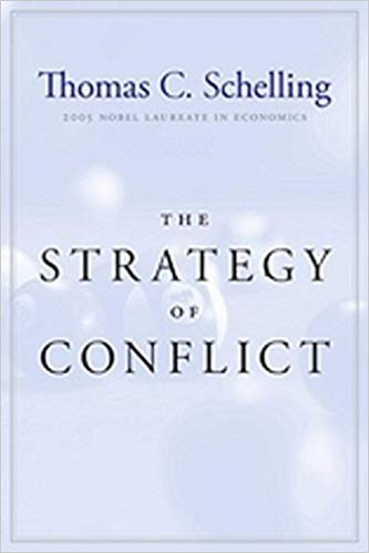 Thomas C. Schelling - The Strategy of Conflict Audio Book Free