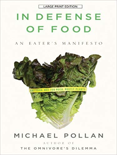 Michael Pollan – In Defense Of Food Audiobook