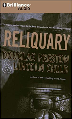 Douglas Preston – Reliquary Audiobook