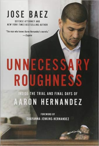Jose Baez - Unnecessary Roughness Audio Book Free